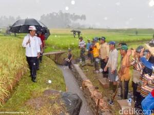 Tiga Hari Keliling Sumbar, Jokowi: Capek, tapi Ini Tugas
