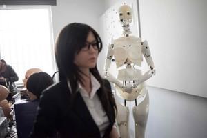 Foto: Mengintip Pabrik Boneka Seks di China