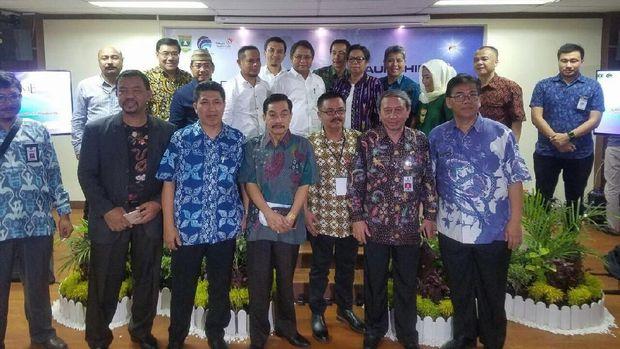 Digitalisasi Sumbar, Telkom Bangun Digital Lounge di Padang