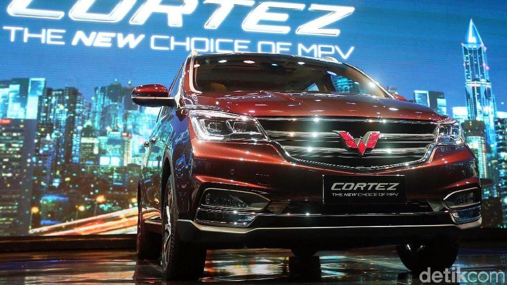MPV Cortez Pabrikan Wuling Siap Mengaspal di Indonesia