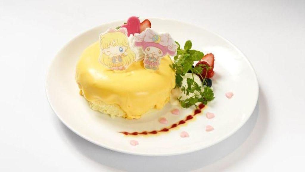 Bagaimana Ya Kalau Sailor Moon dan My Melody Dibuat Jadi Makanan Enak?
