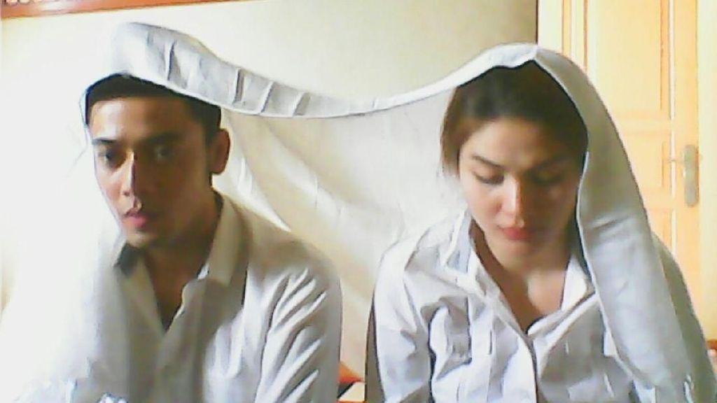 Beredar Video Mesra Hilda Vitria dan Kriss Hatta