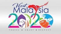 Foto: Desain-desainnya karya netizen ini memang cukup keren. Warnanya colorful, tidak seperti logo resmi yang dirilis Pemerintah Malaysia. (Instagram/Rosdi Osman)