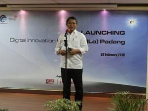Telkom Bangun Wadah Startup Digital di Padang