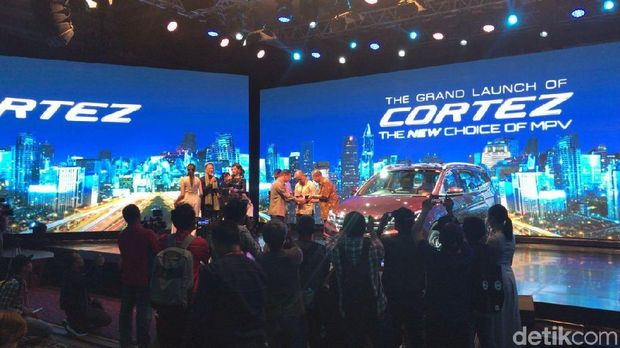 Live Report: Launching Wuling Cortez