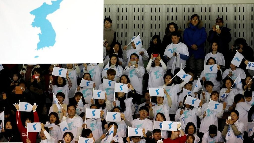 Korsel-Korut Berdampingan di Asian Games 2018