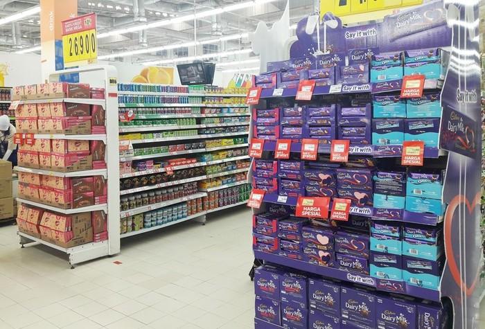 Foto: Beragam Cokelat di Transmart Carrefour (Dok. Transmart Carrefour)