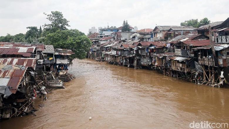 Pemprov DKI Bangun Rusun untuk Warga Terdampak Sodetan Ciliwung