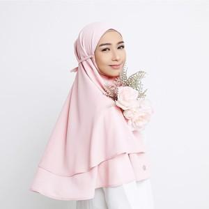 Tren Hijab 2018, Warna Pastel Masih Jadi Favorit Hijabers