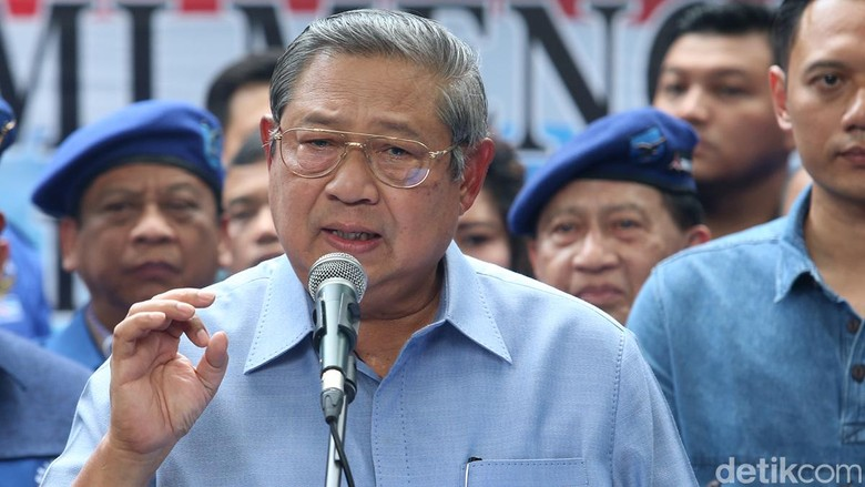 SBY: Apa Harus Rumah Dinas Mantan Wagub Jabar Digeledah Pj Gubernur?