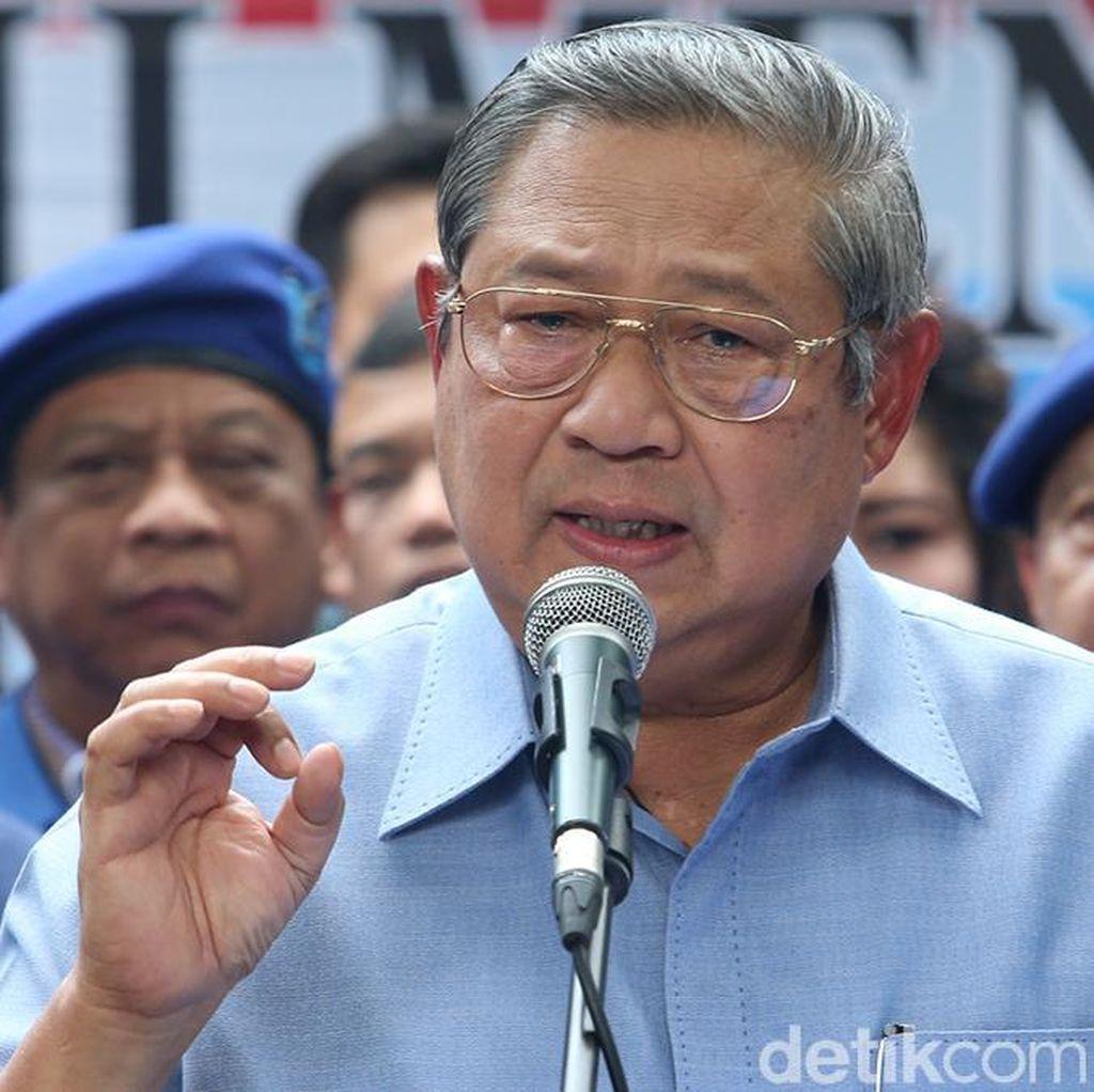 SBY: Apa Harus Rumah Dinas Mantan Wagub Digeledah Pj Gubernur?