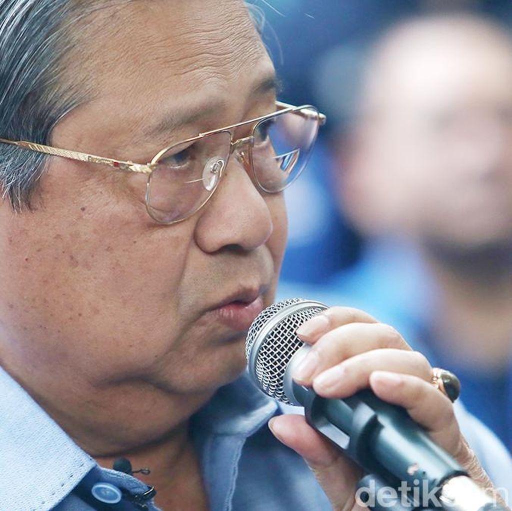 Cuitan SBY hingga Wacana Angket Gara-gara Iriawan Jadi Pj Gubernur