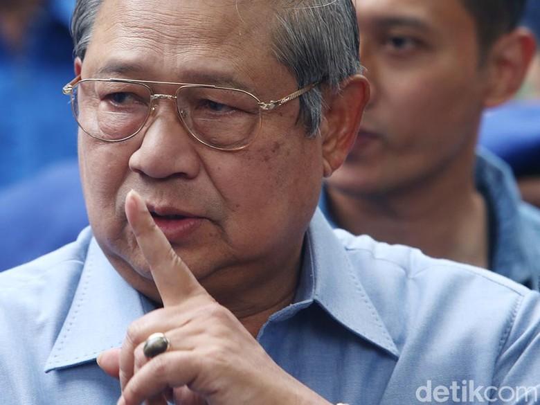 PD: SBY Tak Bertemu Prabowo dalam Waktu Dekat, tapi yang Lain