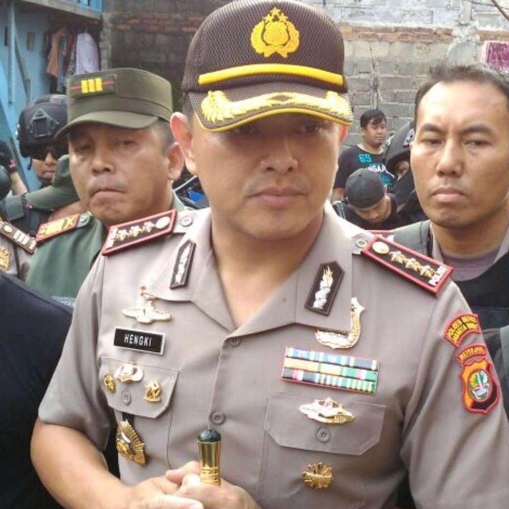 Polisi akan Tindak Ormas yang Paksa Minta THR di Jakbar