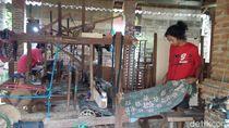 Di Jepara Ada Pemuda Kreatif Membuat Tenun Berbahan Ramah Lingkungan