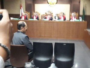 1 Jam Sebelum Novanto Kecelakaan, Staf Fredrich ke RS untuk Cek Kamar