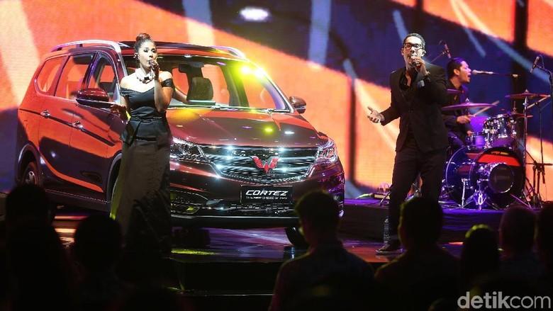 Toyota Tak Khawatir akan Kehadiran Wuling Cortez Foto: Rengga Sancaya