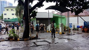 Polisi: Kardus di RS Muhammadiyah Baju Bekas, Bukan Barang Berbahaya