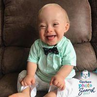 Bayi Lucu Ikon Gerber Tahun 2018 Ini Penyandang <i>Down Syndrome</i>