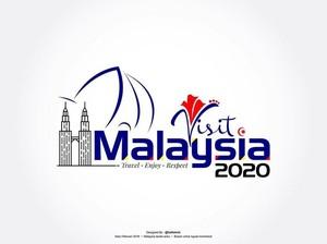 Foto: 10 Logo Visit Malaysia 2020 Keren Versi Netizen