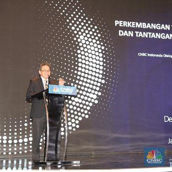 Survei BI: Desember Terjadi Inflasi 0,3%