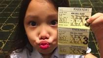 Tingkah Menggemaskan Jenaka, Putri Tora Sudiro dan Mieke Amalia