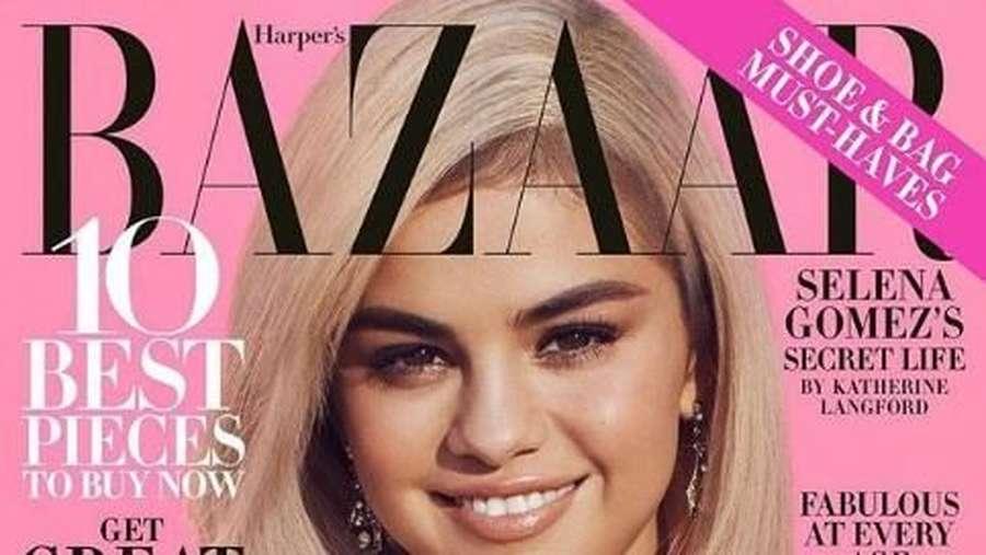 Selena Gomez Tetap Kece saat Dibonceng, Kok Bisa?
