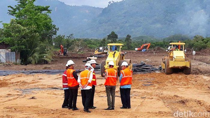 Ilustrasi proyek tol. Foto: Danang Sugianto