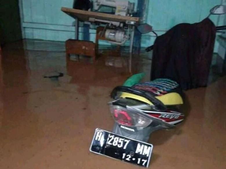 Empat Desa di Kendal Terendam Banjir, 13 Rumah Rusak