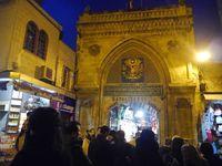 Gate 1 Grand Bazaar (Kurnia/detikTravel)