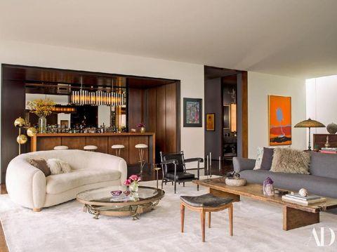Mewah, Harga Satu Sofa Jennifer Anniston Ini Bisa Untuk Beli 5 Rumah Besar