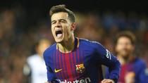 Coutinho Pakai Nomor Punggung 7 Barcelona