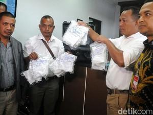 BNN Terima Sampel Prekursor dari Timor Leste