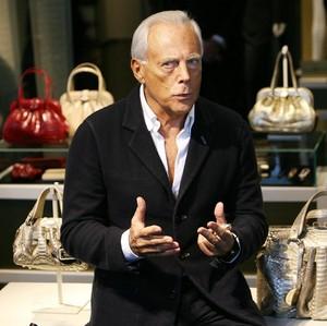 Giorgio Armani Picu Kontroversi, Sebut Wanita Diperkosa Fashion