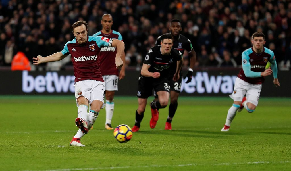 14. West Ham United ternyata dibekali dana transfer besar, yaitu 65 juta pound sterling, atau sekitar Rp 1,26 triliun. Foto: Peter Cziborra/Action Images via Reuters