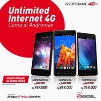 Menikmati Internet 4G Sepuasnya dengan Harga Terjangkau
