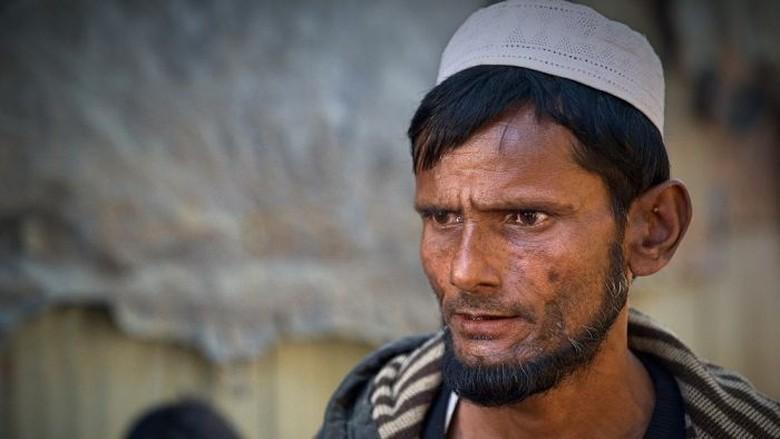 Anak-anak Perempuan Rohingya Jadi Korban Perdagangan Manusia