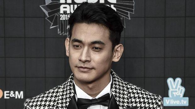 Jung Suk Won ditangkap di Incheon International Airport saat kembali dari Australia.