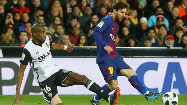 Lionel Messi akan tetap menjadi andalan Barca pada sisa pertandingan musim ini.