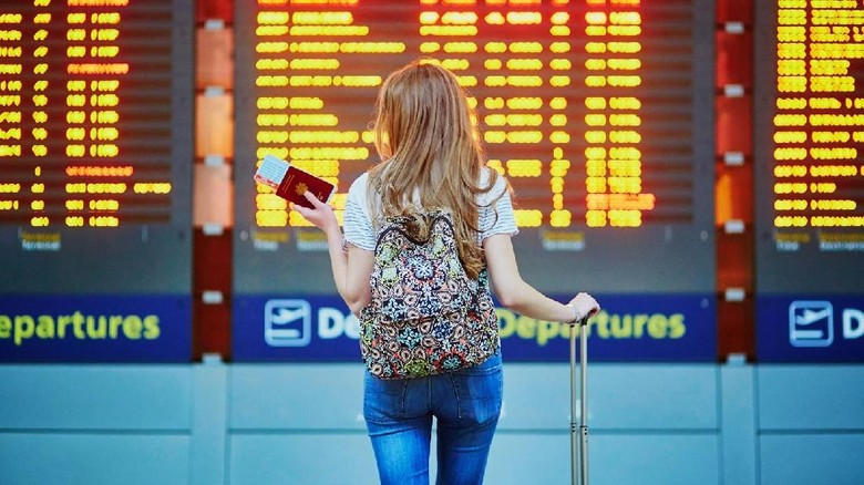 Ilustrasi bandara (Thinsktock)
