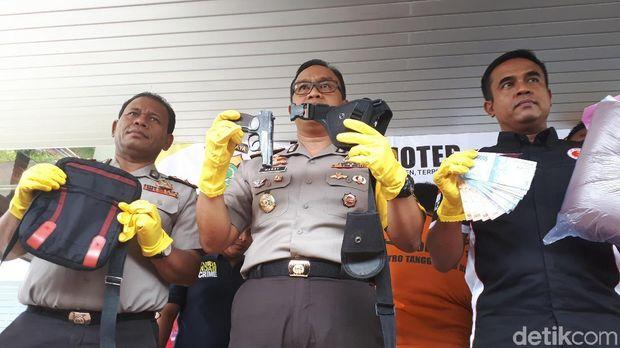 Polisi Gadungan di Tangerang 39 Kali Perkosa dan Peras Korbannya