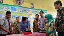 Kredit Perdana Program Hulu Hilir Pertanian Sasar 78 Petani Jombang