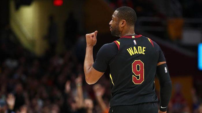 Cavs melepas Dwayne Wade (Gregory Shamus/Getty Images)