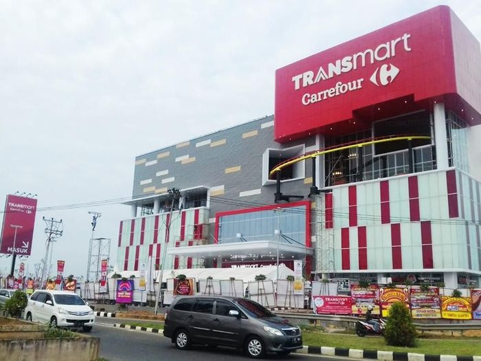Transmart Carrefour-Kubu Raya/ Foto: Transmart Carrefour