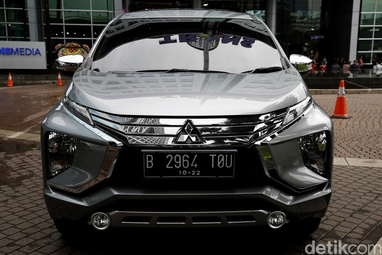 Mitsubishi Xpander. Foto: Muhammad Ridho