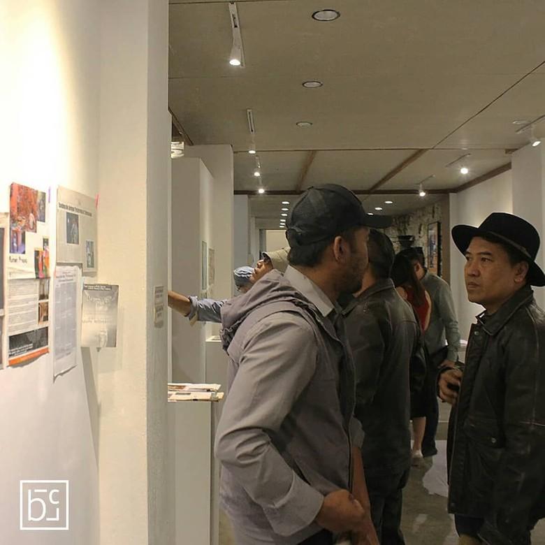 Komunitas hingga Seniman Antusias Submit Acara Seni di BDG Connex