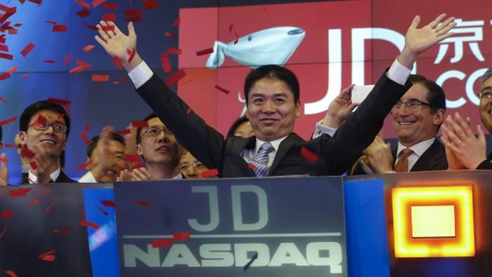 Foto: JD dapat suntikan Rp 7,7 triliun dari Google (South China Morning Post)
