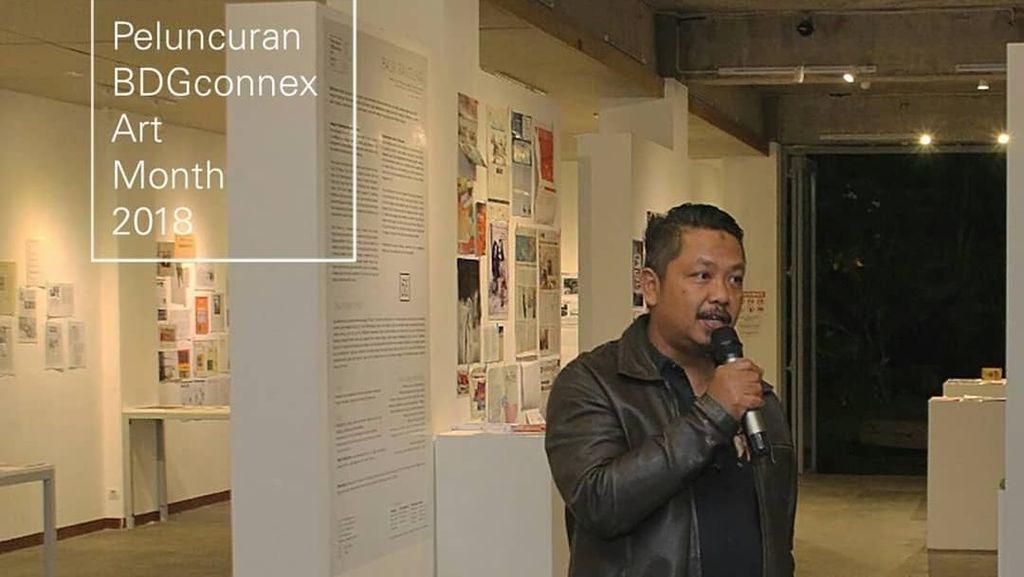 BDG Connex Mampu Buat Mapping Seni yang Ada di Bandung