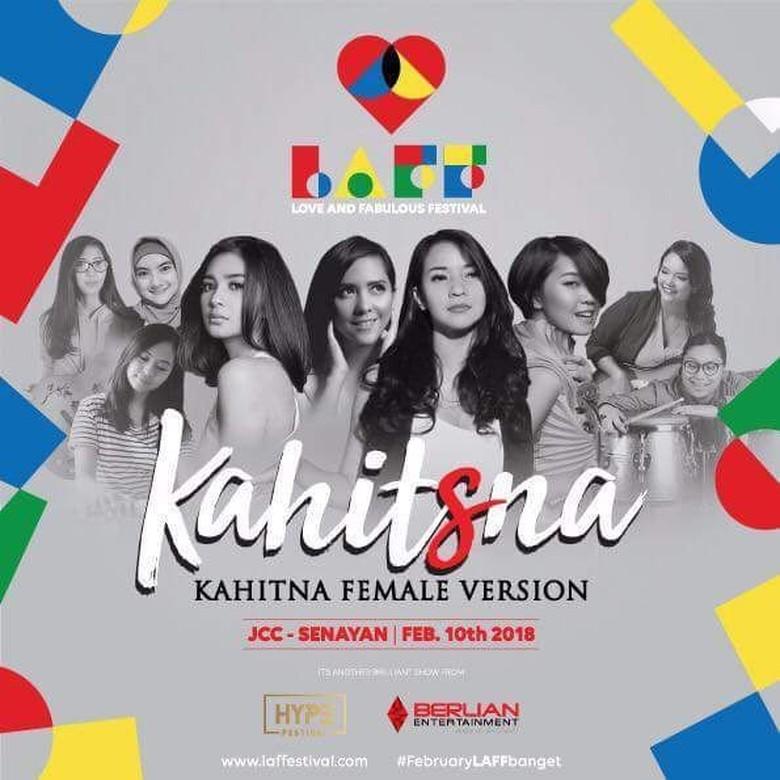 Kahitsna Foto: LAFFestival 2018