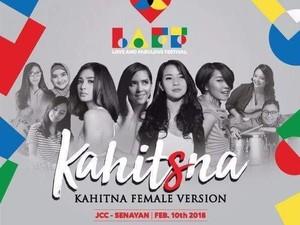 Besok, Kahitna Versi Wanita Akan Ramaikan LAFFestival 2018
